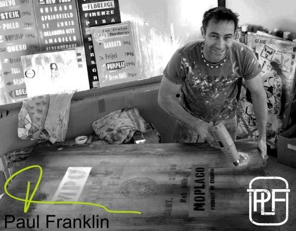 paul franklin